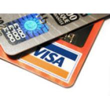 Sofortige Debitkarte