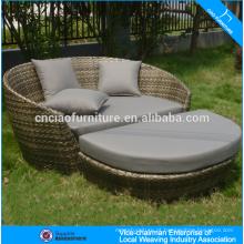 Melhor design exterior ao ar livre mobiliário sunbed
