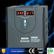 SCIENTEK Factory Supply LED display 8000u Voltage Stabilizer