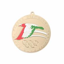 Изготовленное на заказ дешевое медаль голубь мира (хD-0706-8)