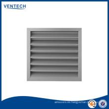 Rejilla de ventilación de aire solo