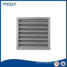 Ventilation single air grille