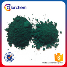 Pigmento de óxido de ferro verde 5605 para tintas