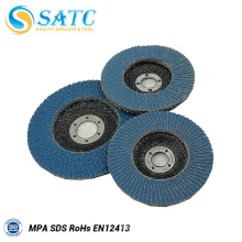 T29 10 PCS Jointing Surface Abrasive Flap Disc For Polishing