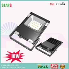 Luz do diodo emissor de luz com motorista de Osram IP65 impermeável Luz de inundação impermeável do diodo emissor de luz 30W luz de inundação ultra fina de 20W 10W