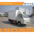 Forland 2300mm cooling box truck cheap price