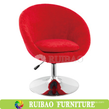 Fabric Swivel Tub Chair General Use Adjustable Height Bar Chair