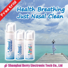 Traje para pulverizador nasal de sinusite nasal aguda e crônica