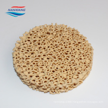 Ceramic Foam Filter for foundry -Sic , Alumina,Zirconia