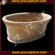 Cheap Natural Ston Bathtub Carving For Sale