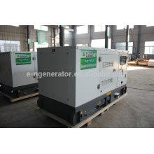 Generador diesel portátil super silencioso tipo 7.5kva 110v marca Kubota