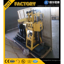 Hh-3 Trailer Mounted Drilling Rig Machine