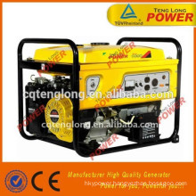 2014 hot sale portable electric start generator with battery