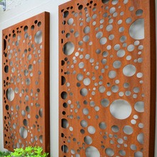 Decorative Garden Screens And Garden Panels
