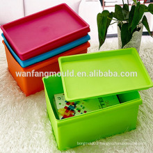 Professional storage box injection mould maker in taizhou storage box injection mold with High quality cheap price