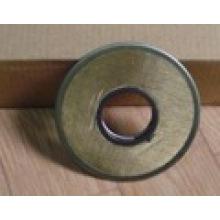A tela Multilayer de aço inoxidável da extrusora embala com o ponto soldado ou bordas de quadro
