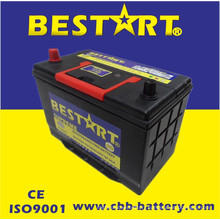 12V70ah Premium Quality Bestart Mf Vehicle Battery JIS 65D31r-Mf