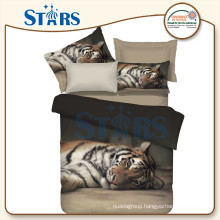 GS-FM3DA-07 Goostars home textile polyester 3d printing fabric bed set