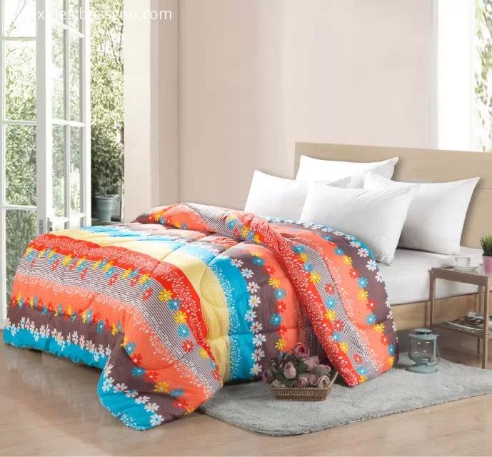 Microfibre Soft Touch Comforter Set