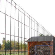 2''x 4'' PVC Coated Welded Wire Mesh Fencing