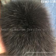 Natural Fox Scarf Eswj-17A