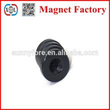 электрический магнит мотора с резиновым покрытием неодимовые магниты