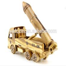 juguete del coche de misiles de alta calidad