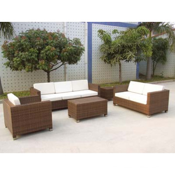 Outdoor Sofa PE Ratan Furniture Whoelsae