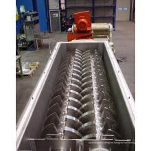 Secadora de remo 2017 serie KJG, secador de cinta de aire forzado SS, secado al vacío ambiental