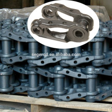 Hardened Excavator Track Link Chain For Track Link Assembly