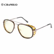 prime de vente échantillon gratuit lunettes de soleil sans nickel