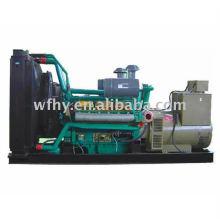 350KW Generador Diesel Accionado por el motor de Wudong