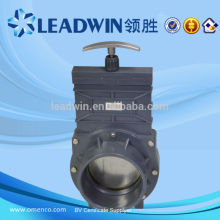 Plastic PVC Gate Valve for Drainage