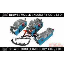 Plastic Auto Rear Bumper Mould