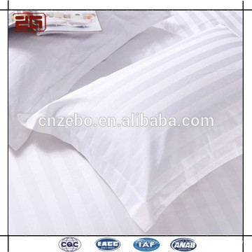 Factory Directly Made Pure Cotton White Wholesale Hotel Pillowcases