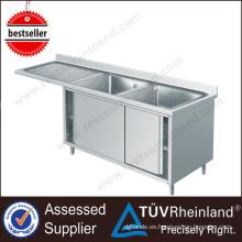 Europe Design - Fregadero de lavado de cocina Single / Double Fashionable