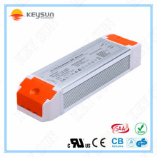 0-10v / PWM постоянный ток 50W 12-24V светодиодный привод с регулируемой яркостью 50W 2.08A