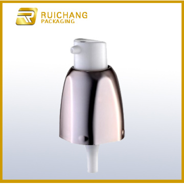 Uv Coating Plastic Lotion Pump/16mm Plastic Cream Lotion Pump