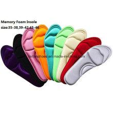Neue Design hochwertige atmungsaktive Memory-Foam-Sport-Einlegesohle (FF506-1)