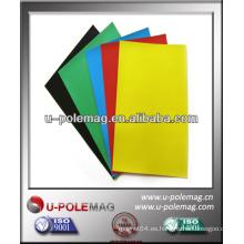 Impresión De Color Hoja Magnética De Caucho