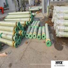 -45 Degree Good Cold Resistant and Convenient Fabrication Processing Insulation Pipe