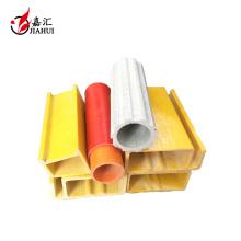 Tubo do Pultrusion de FRP / tubo redondo oco Rod da fibra de vidro / FRP
