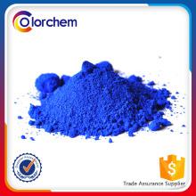 Pigmento azul ultramarino competitivo para PE