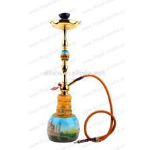 Royal fumar narguilé sabor fumaça colorida narguilé colorido fumo cachimbo de água