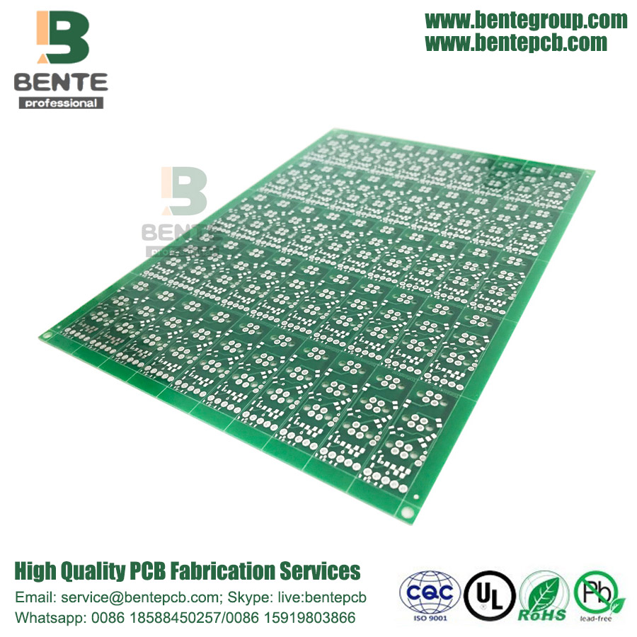 PCB Inductor PCB Prototype