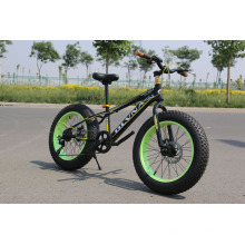 Fat Snow Bicycle / Fat Beach Bike Fat Sand Bike VTT et vélo