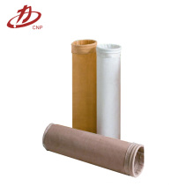 Bolsa de filtro de polvo no tejido de poliéster / PPS / PTFE / fibra de vidrio
