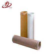 Polyester / PPS / PTFE / fibre de verre non-tissé filtre sac