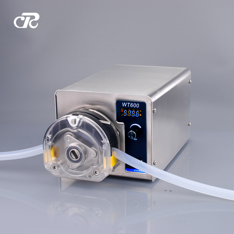 Dc Motor Peristaltic Pumpwt600 Kz25 1