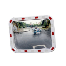 Made In China Traffic Facility Traffic Square Convex Mirror, China Suppliers Roadway Safety Blind Spot Mirror/